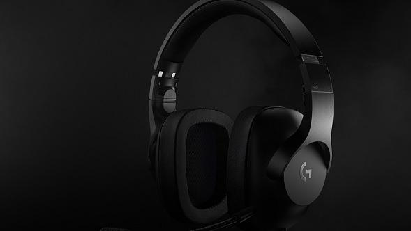 Logitech G's Pro Gaming Headset