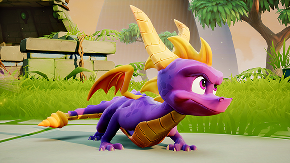 spyro reignited trilogy pc release date gameplay trailer