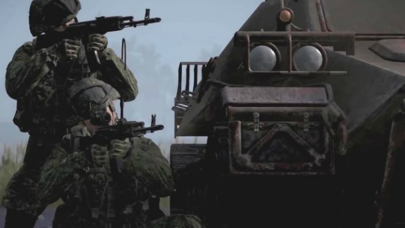 Squad: Alpha 9 rolls out on Steam with a cracking new trailer