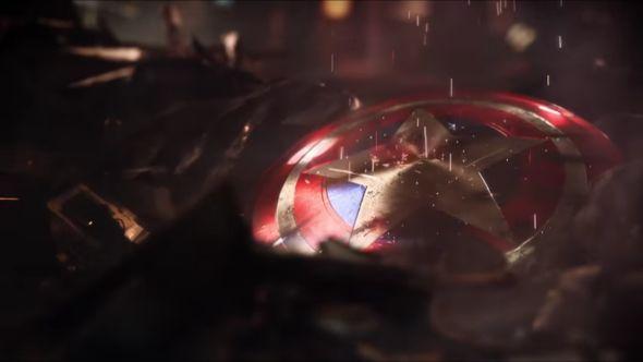 Marvel/Squeenix Avengers project