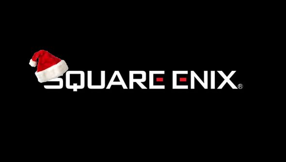 Square Enix offers a surprise Christmas box