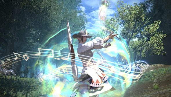 Square Enix back in the black thanks to Final Fantasy XIV