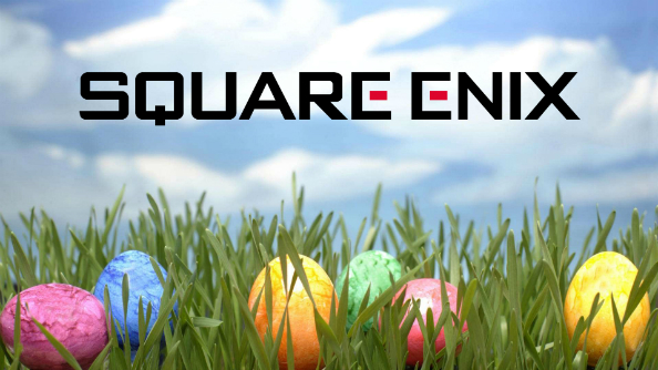 Square Enix offers Easter surprise at eggcellent price