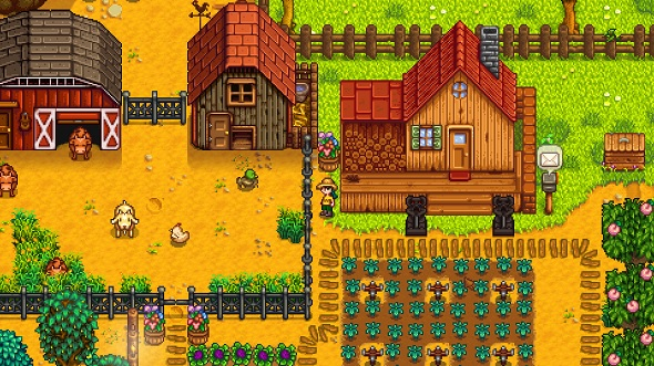 How Stardew Valley uses theme park design to keep you busy