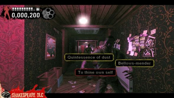 The Typing of The Dead: Overkill CD