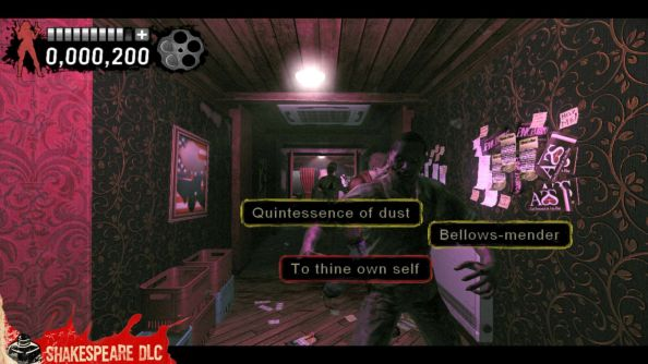 The Typing of The Dead: Overkill gets custom dictionaries via Steamworks