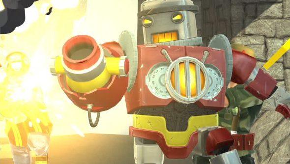 Block N Load Robot