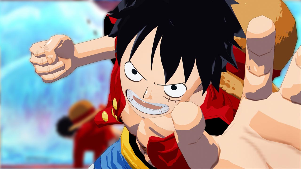 "One Piece: Unlimited World Red Deluxe Edition has ""over 40 pieces of DLC"""