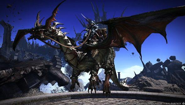 Final Fantasy XIV: Heavensward DirectX 11