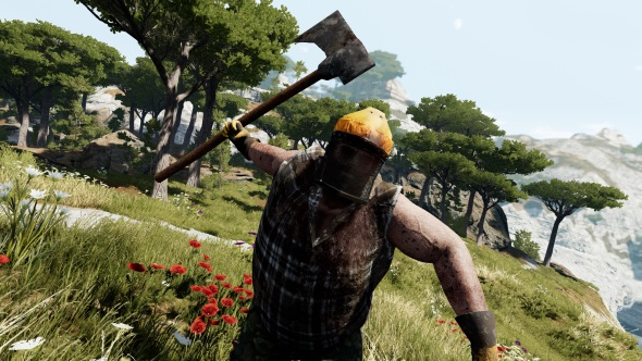 Early Access survival game Die Young attempts to mitigate piracy with an official free version