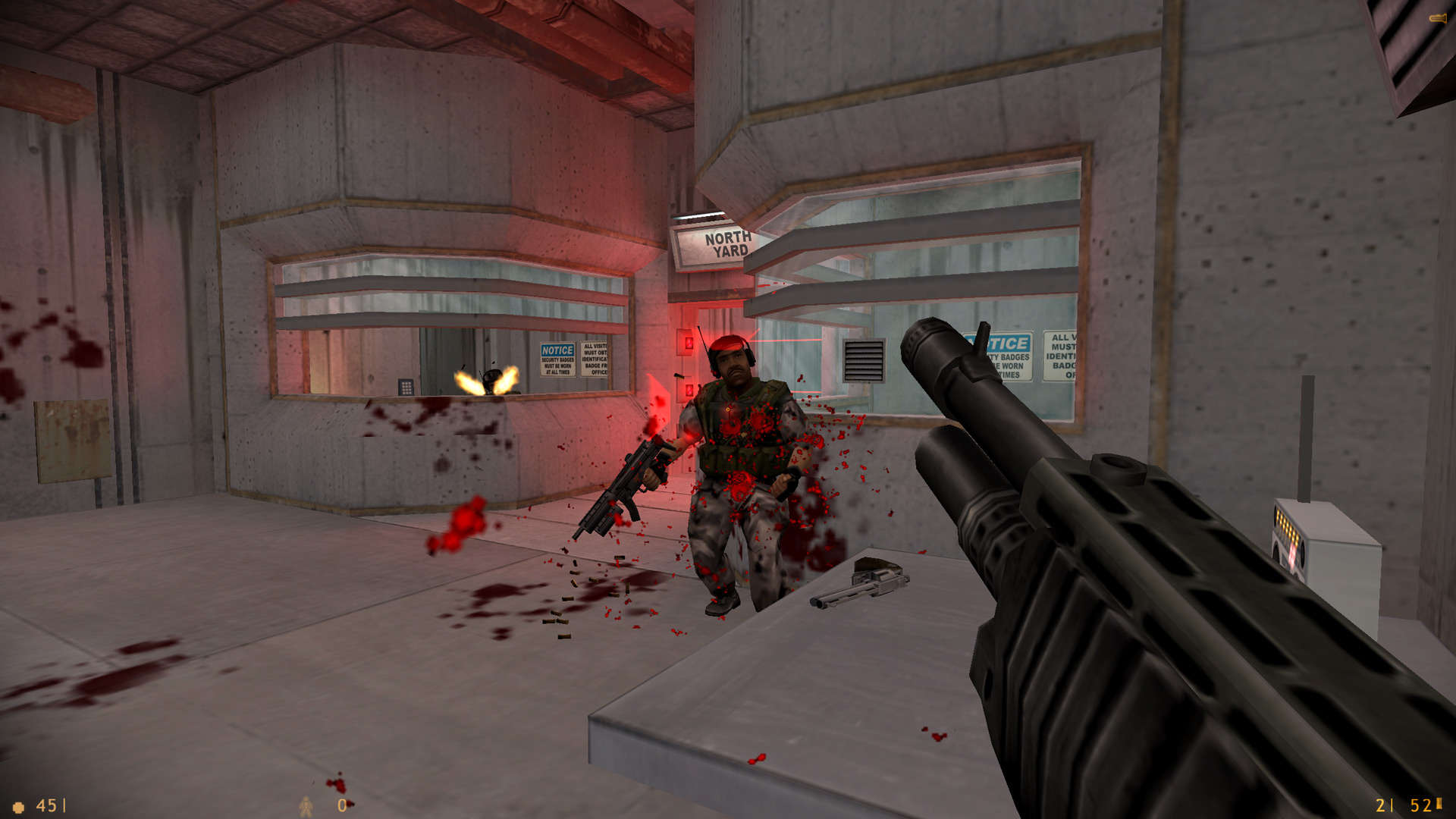 "This ex-Valve employee says his Half-Life mod returns ""to the golden age"" of shooters"