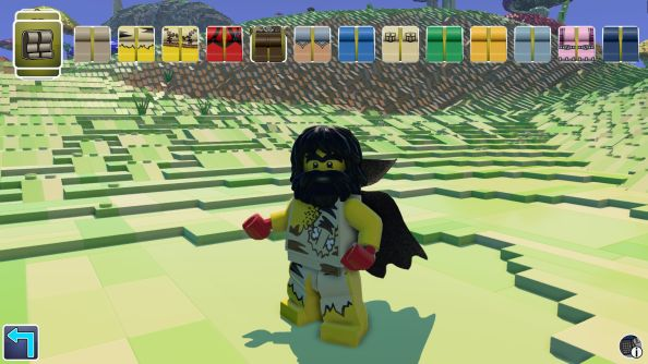 LEGO Worlds raises its blocks against Minecraft on Steam Early Access