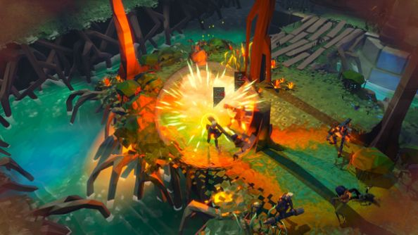 Massive Chalice to leave Steam Early Access; launches on June 1st