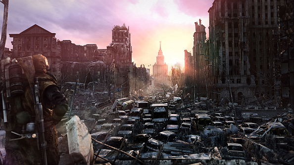 "Metro: Last Light has gone gold; ""prepare to enter the Metro once more"""