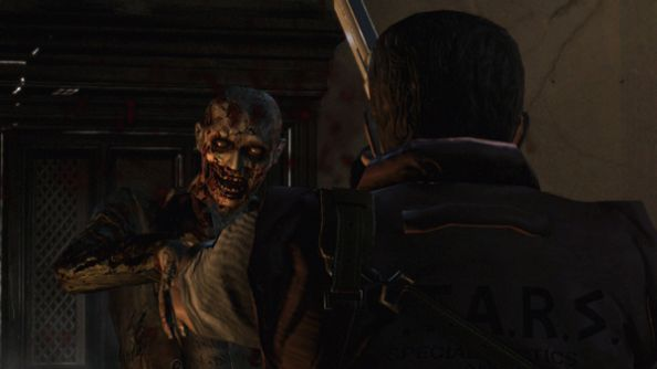 Resident Evil HD Remaster shambles onto Steam; launching early 2015