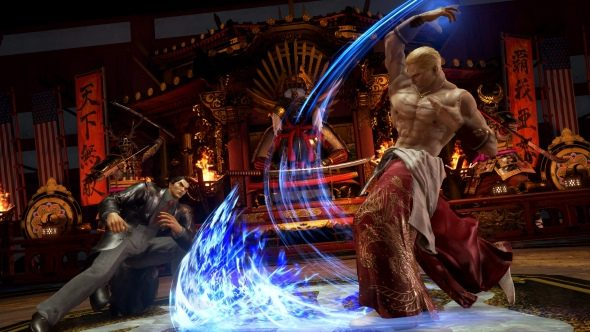 Fatal Fury S King Of Fear Geese Howard Arrives As Tekken 7 S First Guest Dlc Character Pcgamesn
