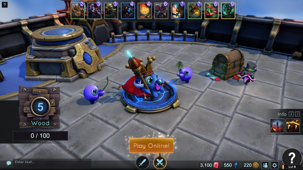 Minion Masters Giveaway! Win one of 4000 copies of this multiplayer strategy game
