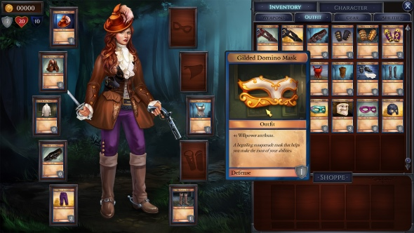 Card-battling historical RPG ShadowHand demands your money (or your life) December
