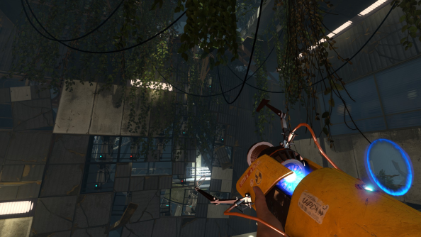 Portal Stories: Mel has left testing and is now out on Steam for free