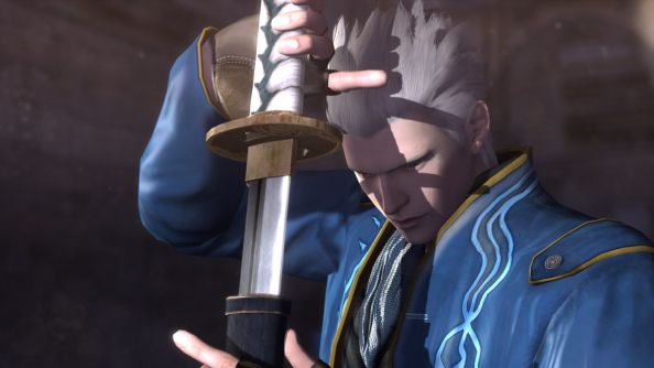 Here's how Vergil, Trish and Lady kick demon butt in Devil May Cry 4: Special Edition
