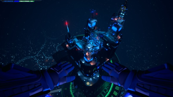 Immersive sim sequel Consortium: The Tower hits Early Access after crowdfunding success