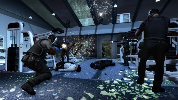 Payday: The Heist will be free on October 18th during Crimefest