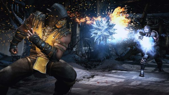 Mortal Kombat X trailer demos new faction war system, and more