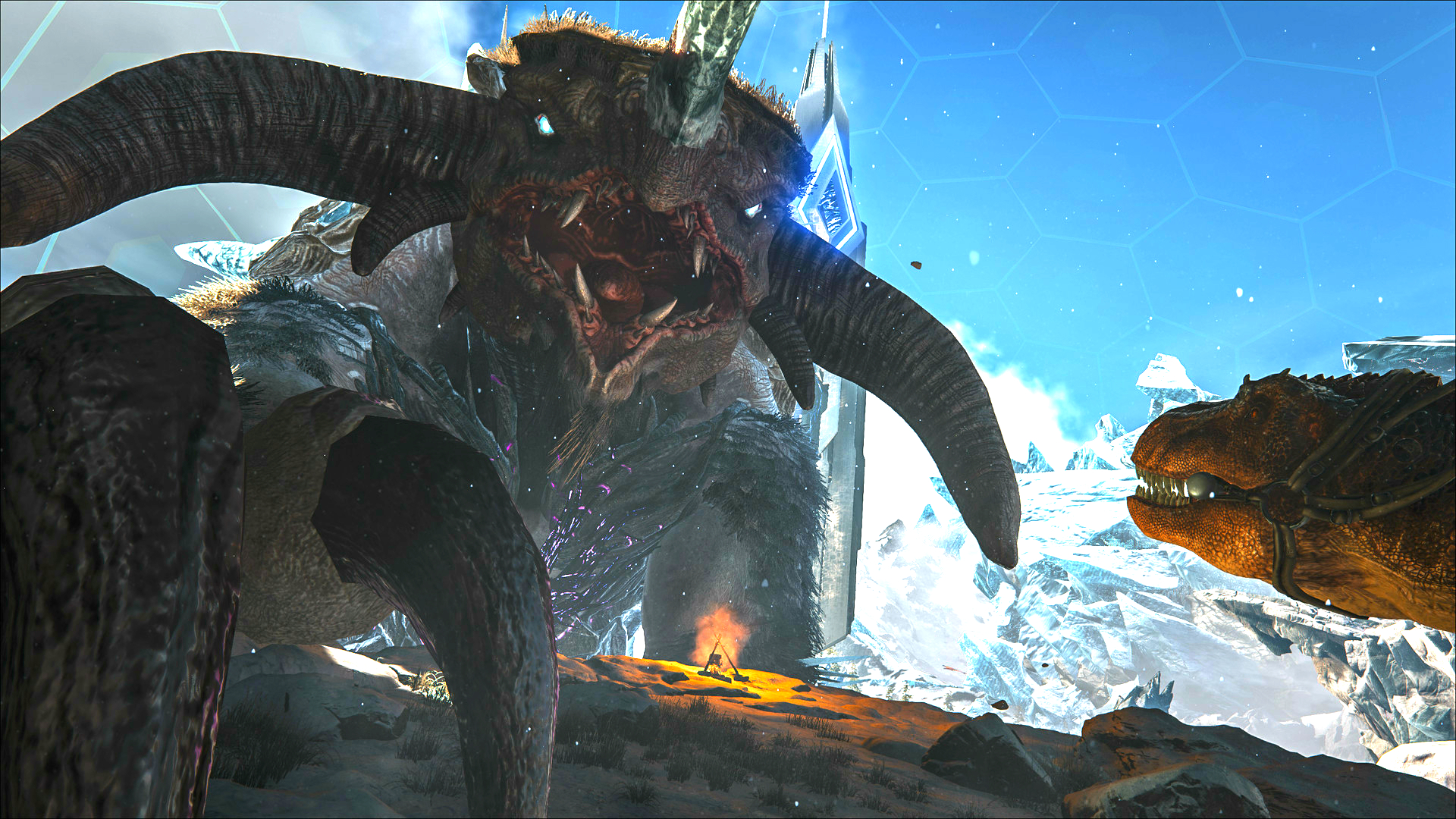 """Ark: Extinction is meant to be """"a satisfying climax to the ..."""