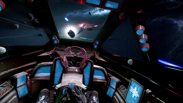 Star Citizen video shows off the ridiculous level of detail in each ship