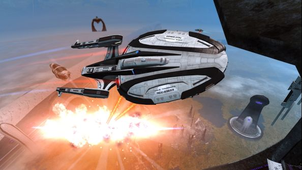 "Star Trek Online debuts Season 8: The Sphere with the promise of ""strategic"" missions and the Voth"
