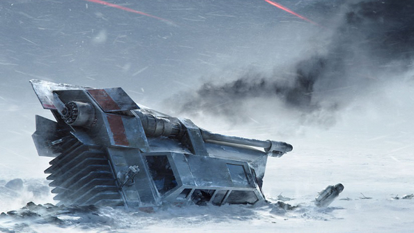 "Star Wars Battlefront will be EA's ""major"" shooter of next year, out by Christmas 2015"