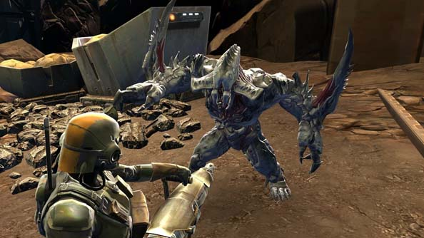 "Star Wars: The Old Republic's 2014: two new expansions and a storyline to span ""the whole year"""