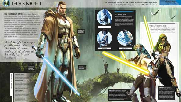 SWTOR encyclopedia gets a trailer. So, it's come to this.