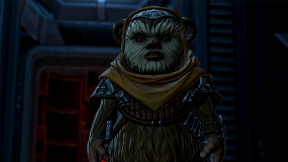 Star Wars: the Old Republic update 2.3 adds Ewok combat companion