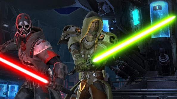 Bioware address criticism of Star Wars: The Old Republic's free-to-play restrictions