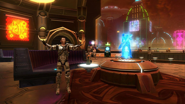 Star Wars: The Old Republic subscribers are about to get player housing
