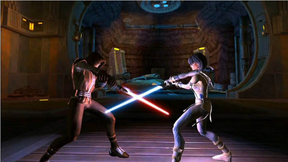 Star Wars: The Old Republic to get mega servers; public testing begins today