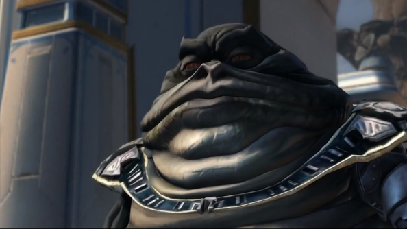 Star Wars: The Old Republic trailer shows Hutt Cartel rising