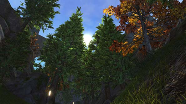 Star Wars: The Old Republic 1.5 update will bring with it gorgeous foliage shaders