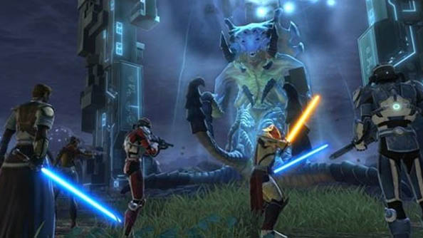 SWTOR 1.4 update is now live, bringing with it the Terror from Beyond operation