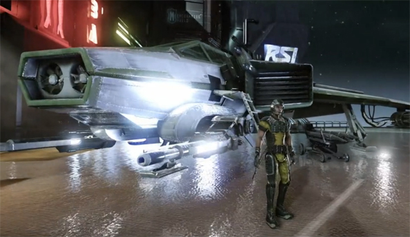Stellar: Chris Roberts on building Star Citizen and why indies should embrace Kickstarter
