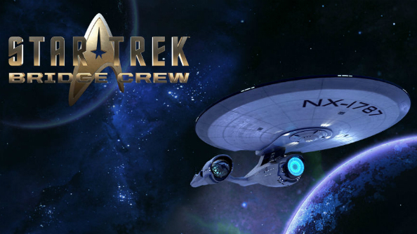 Star Trek: Bridge Crew co-op VR game puts four players in charge of a starship