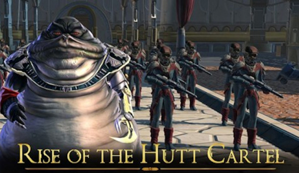 Star Wars: The Old Republic Rise of the Hutt Cartel expansion announced for Spring; pre-orders bring early access
