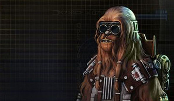 Wookiee Life Day is coming to The Old Republic