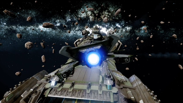 Arena Commander is just the first of a few components to Star Citizen.