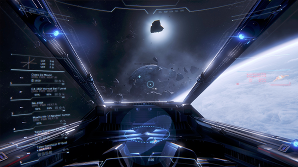 star citizen rental equpiment credits REC UEC roberts space industries