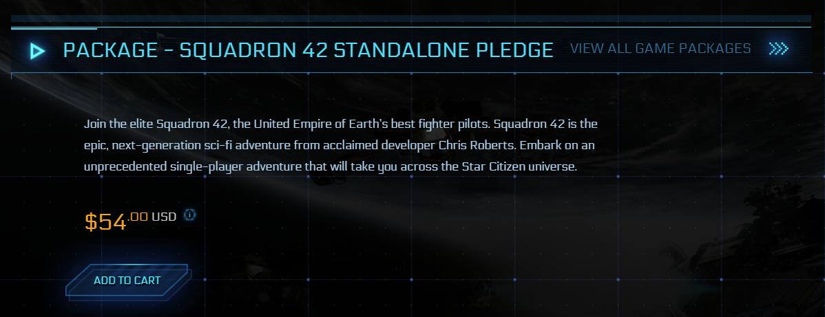 star citizen squadron 42 standalone