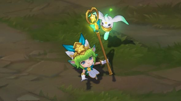 Star Guardian Lulu in-game