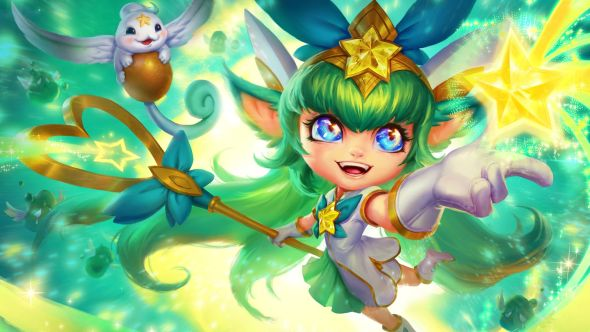 Star Guardian Lulu splash art