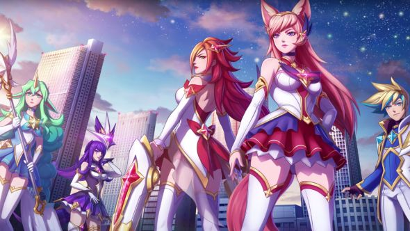 League of Legends' new trailer highlights Star Guardian Ahri's anime  transformation